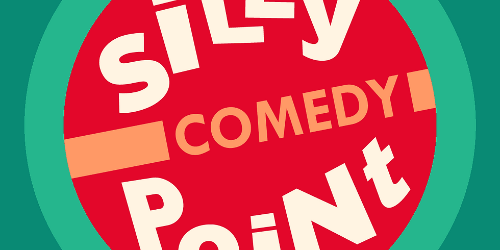 Silly Point Comedy (VIP ticket)