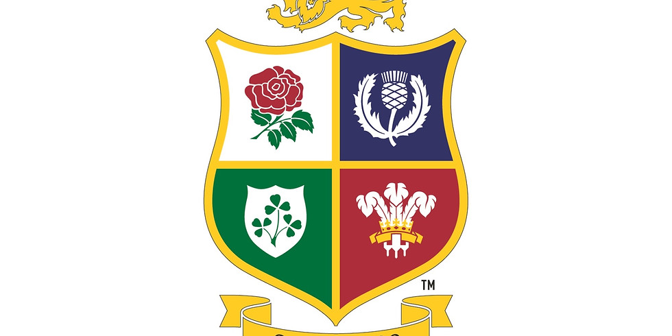 British & Irish Lions vs South Africa