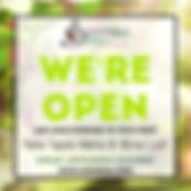 Corona we are open 2.JPG