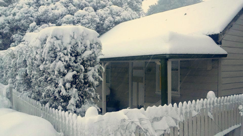 Blue Mountains Winter Magic