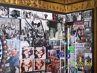 Disney Museum Diane Disney, Carlene Thie, Disney Legend Bob Gurr, Disneyland