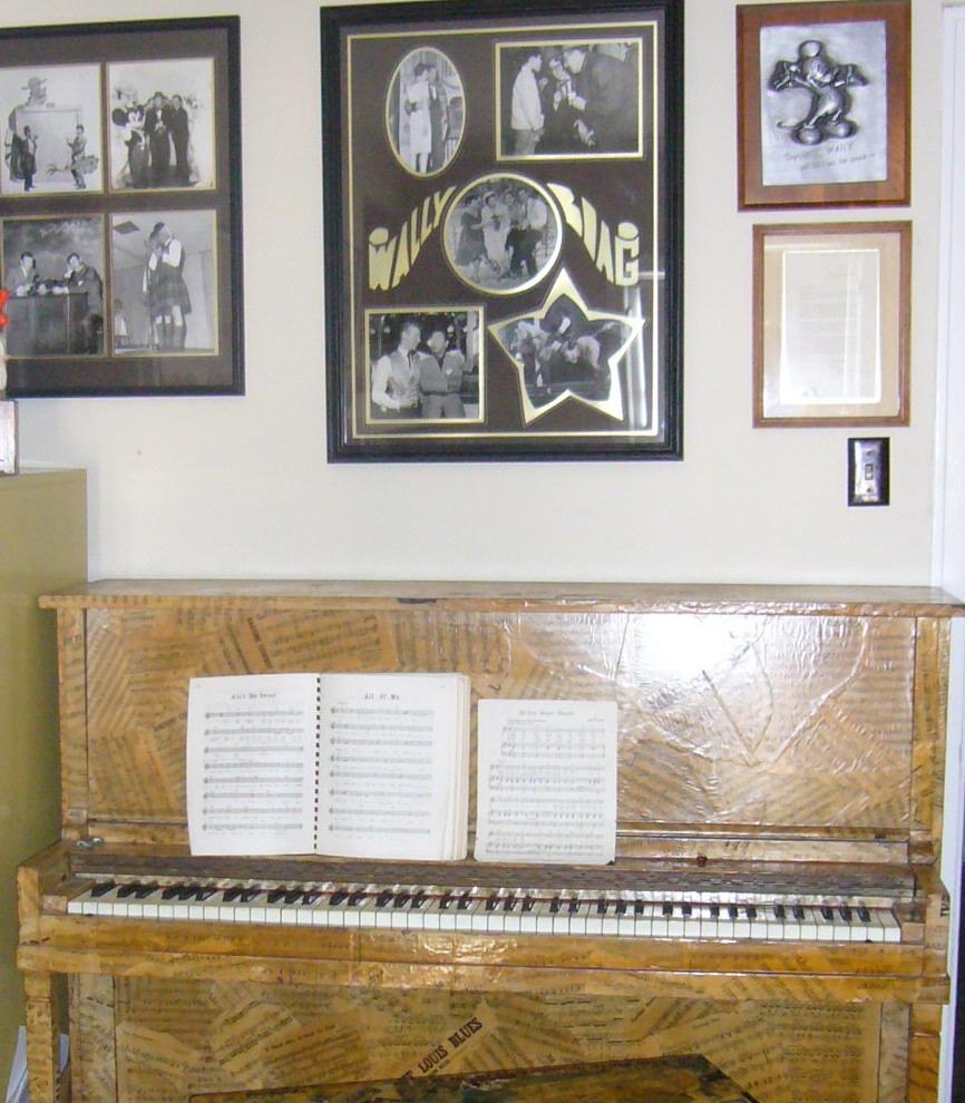 Wally Boags Piano