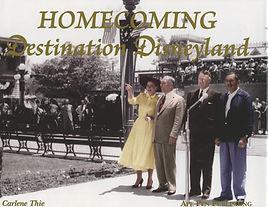 Homecoming Destination Disneyland Book
