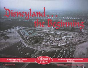 Disneyland The Begining Book, Bob Gurr, Rolly Crump, Sam McKim, Carlene Thie, Vintage Disneyland Photos