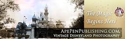 Disneyland Vintage Photos