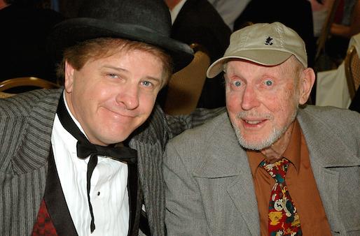 Comedian Dana Daniels & Wally Boag