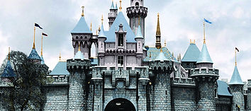 Disneylands Largest Privately owned Disneyland Vinatge Images