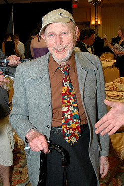 Disney Legend Wally Boag