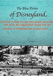 Disney Legend Bob Gurr, The Blue Prints of Disneyland DVD, Disneyland