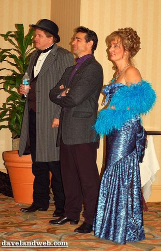 Carlene Thie, Dana Daniels & John