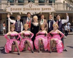 Betty Taylor & The Golden Horseshoe