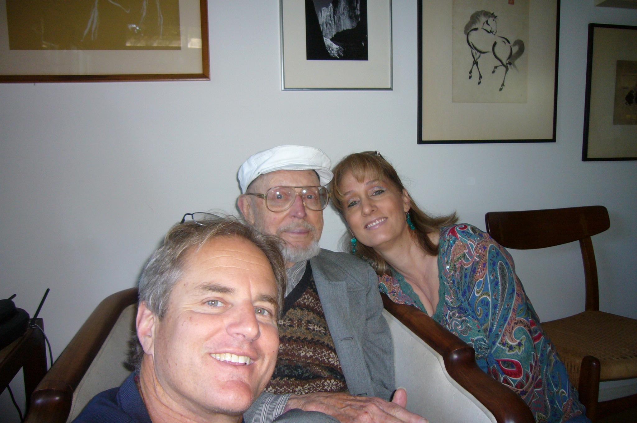 Wally Boag,Laurence Boag, & Carlene