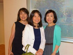 With Grammy Award winning Koto player Yukiko Matsuyama