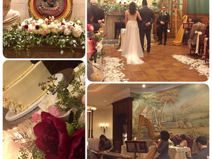 Wedding Performance in Beverly Hills