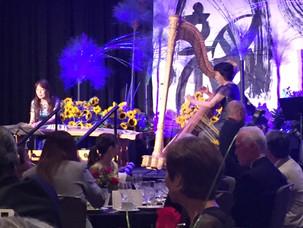 At Awards Gala Celebration