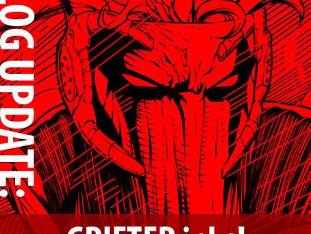 DC Comics Grifter 10 inks