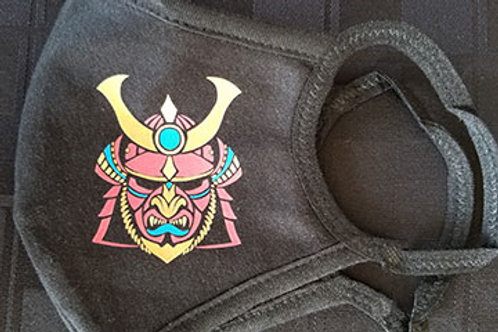 Your Custom Graphic on a Mask