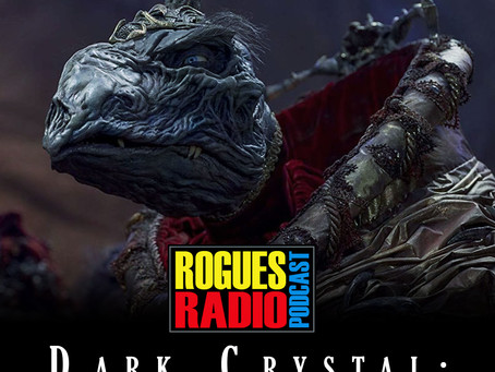 Dark Crystal Age of Resistance...
