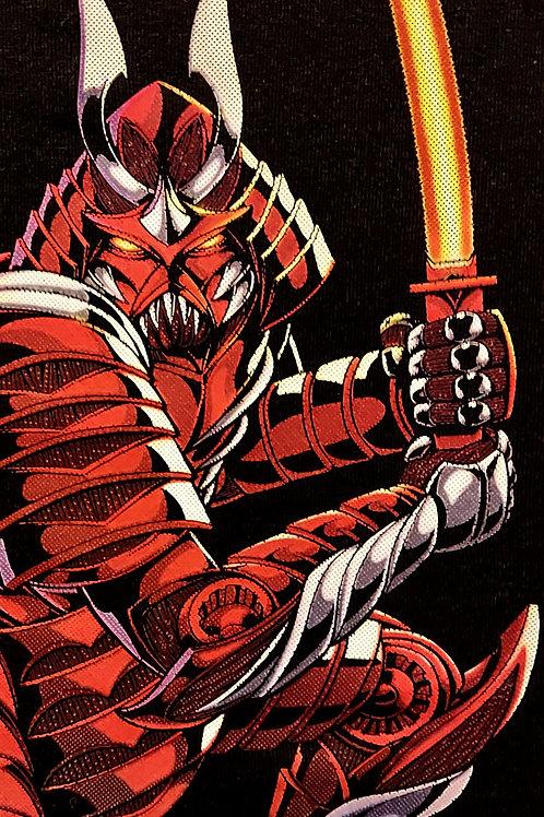 Cyber Samurai Red
