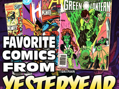 Favorite Comics from Yesteryear 3