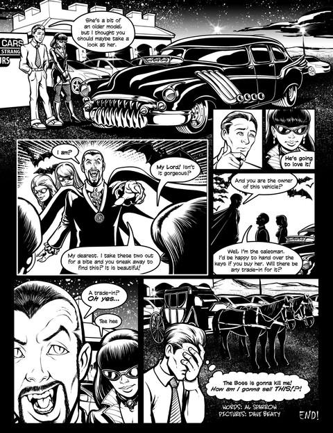 CARtoons #0 page 2