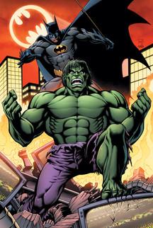 Batman vs. The Hulk