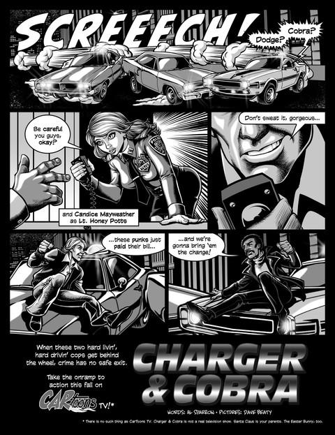CARtoons #1 page 2