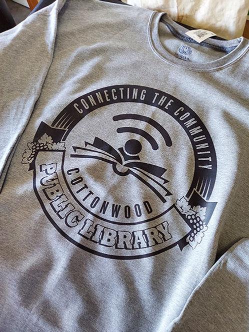 Cottonwood Public Library Sweatshirt