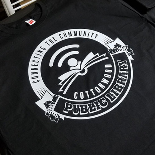 Cottonwood Public Library Shirt