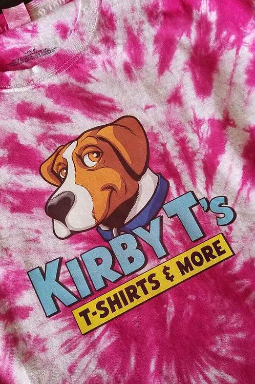 Custom Printed Tye Dye T-shirt