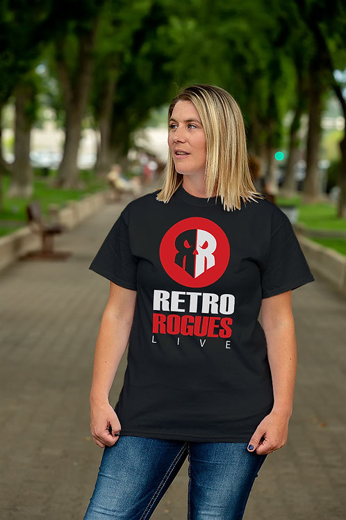 Retro Rogues Logo
