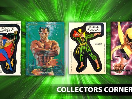Namor the Sub-Mariner! Iron Fist! Shazam!