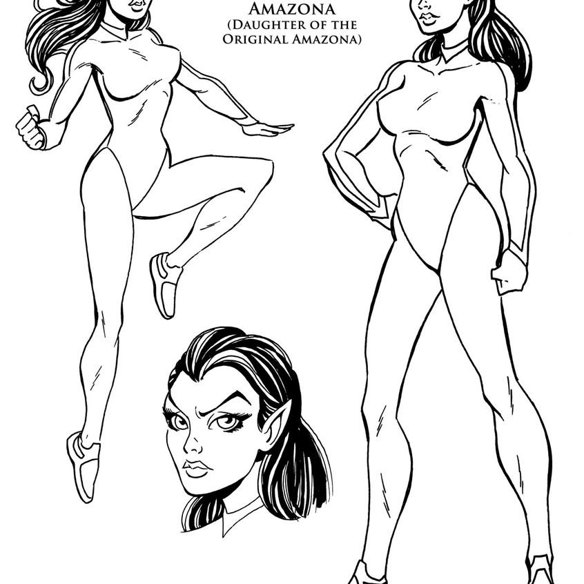 Amanda-Amazona