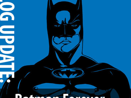 From the Studio Vault: Batman Forever
