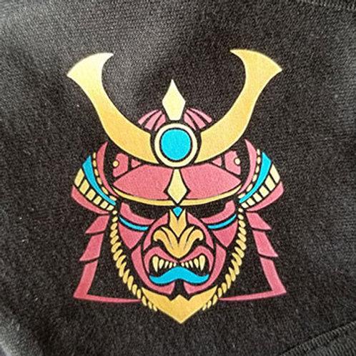 Samurai Graphic Mask