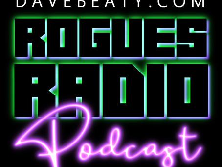 Rogues Radio Podcast The Trek Begins