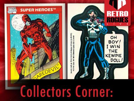 Marvel Impel Daredevil & Punisher, Superboy Comics, Mandalorian Retro Unboxing & MORE