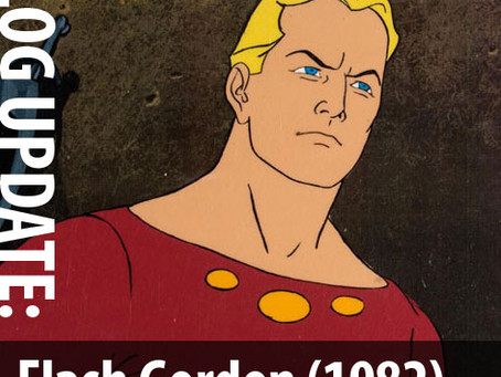 Flash Gordon: The Greatest Adventure of All 1982