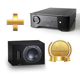 Amp - Rega Brio + Speaker - Neat Acoustic - IOTA