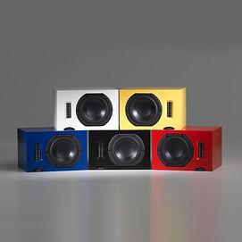 neat acoustics - IOTA - bookshelf speaker