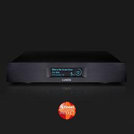 Lumin D2 Network Music Player
