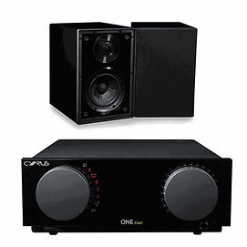 CYRUS ONE Cast + ONELinear Speaker Package