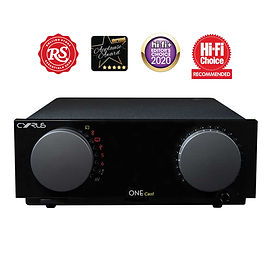 CYRUS ONE Cast - Network Stereo Amplifier