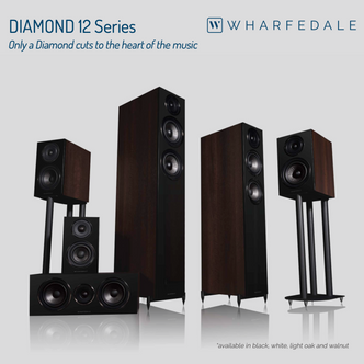 DIAMOND 12 Series Only a Diamond cuts to the heart of the music