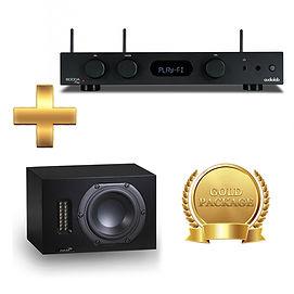 Amp - Audiolab 6000A + Speaker - Neat Acoustic - IOTA