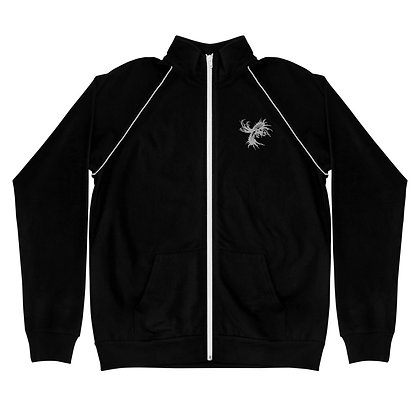 Piped Fleece Jacket (Nostalgink Logo)