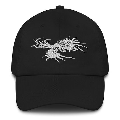 Fighting Rooster Dad hat