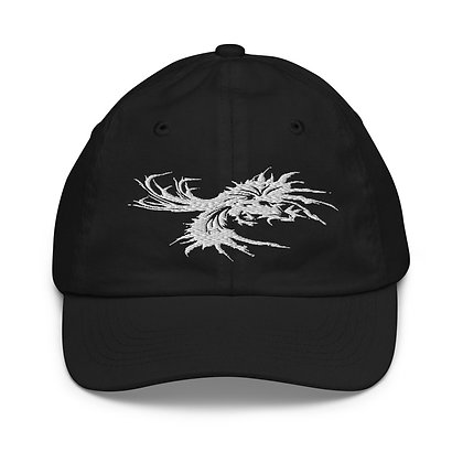 Fighting Rooster Youth baseball cap