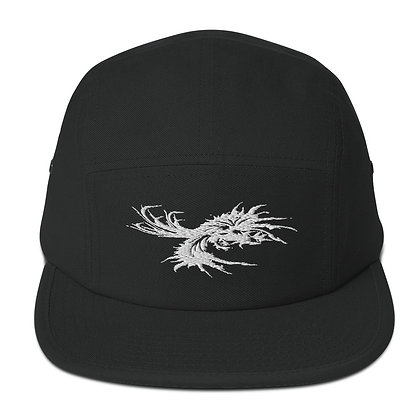 Fighting Rooster 5 Panel Camper
