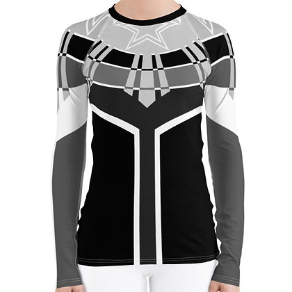 Night Watcher Women's Rash Guard